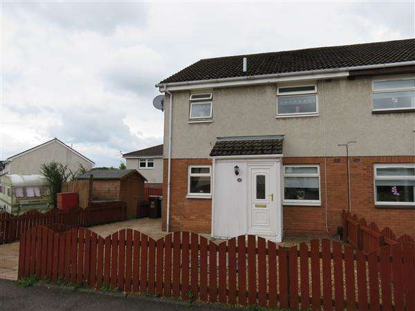1 Bedroom Maisonette Flat for sale in Moss Road, Wishaw