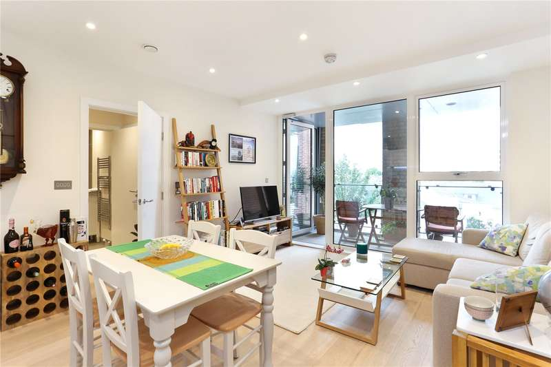 1 Bedroom Flat for sale in Ravilious House, 273 King Street, London, W6