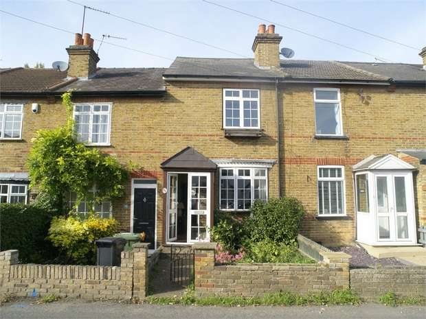 2 Bedrooms Terraced House for sale in West Street, Ewell Village