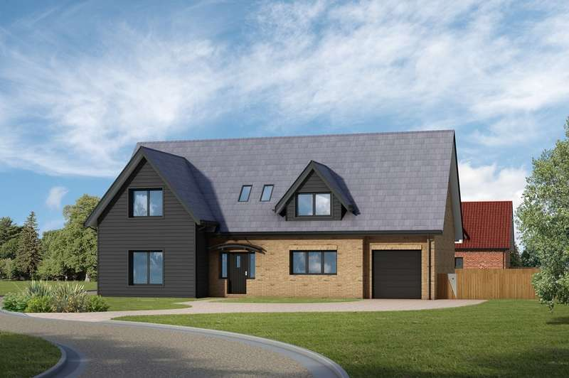 5 Bedrooms Detached House for sale in Plot 2, The Vines, Turnpike Lane, Red Lodge, IP28 8LF