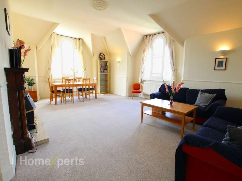 2 Bedrooms Apartment Flat for sale in Newcastle Drive, The Park NG7