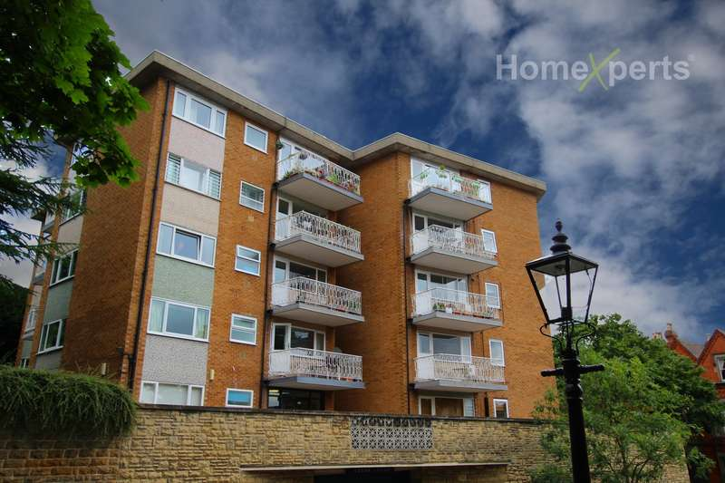 2 Bedrooms Apartment Flat for sale in Cedar Lodge, The Park, Nottingham NG7