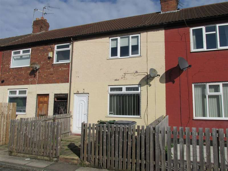 2 Bedrooms Terraced House for sale in Wood Street, Birkenhead