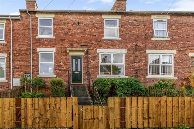 2 Bedrooms Terraced House for sale in Murray Road, Chester le Street, Durham