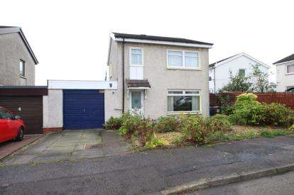 3 Bedrooms Detached House for sale in Kenmure Place, Stenhousemuir
