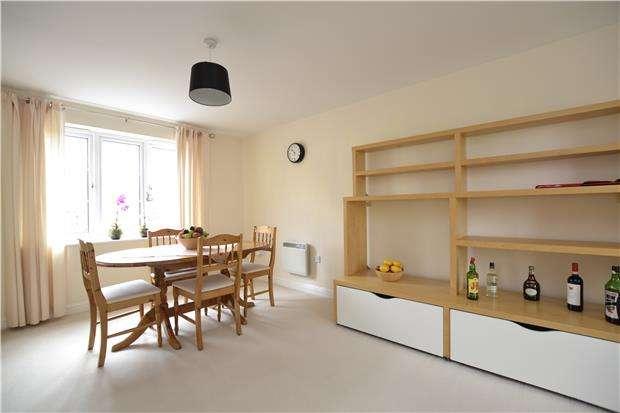 2 Bedrooms Flat for sale in Harvest Way, WITNEY, OX28 1DP