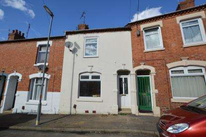 3 Bedrooms Terraced House for sale in Baker Street, Semilong, Northampton, Northamptonshire