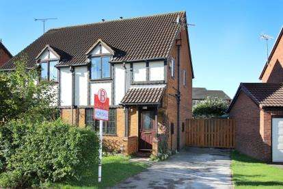 3 Bedrooms Semi Detached House for sale in Grace Road, Edlington, Doncaster