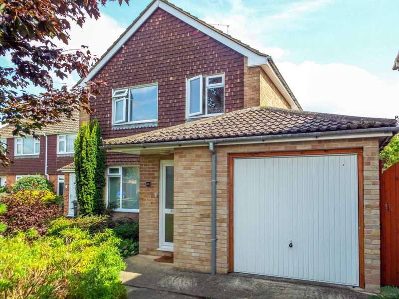 3 Bedrooms Detached House for sale in Wallingford
