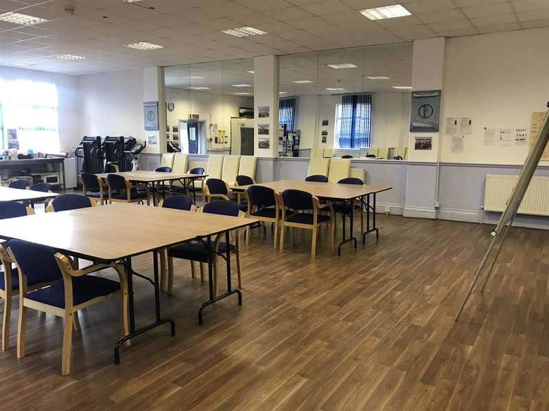 Commercial Property for rent in Carr House Road Hyde Park