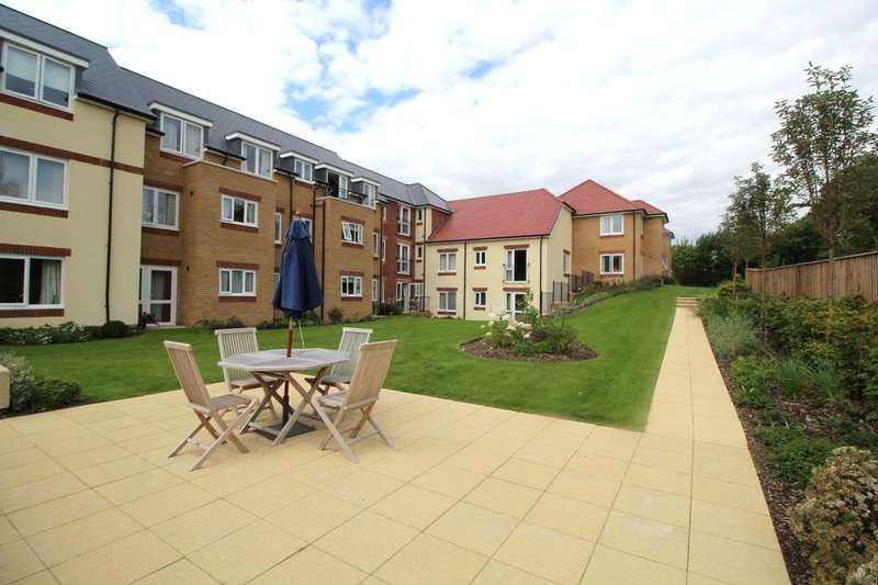 1 Bedroom Flat for sale in Simmonds Lodge Havant Road, Drayton, Portsmouth, PO6