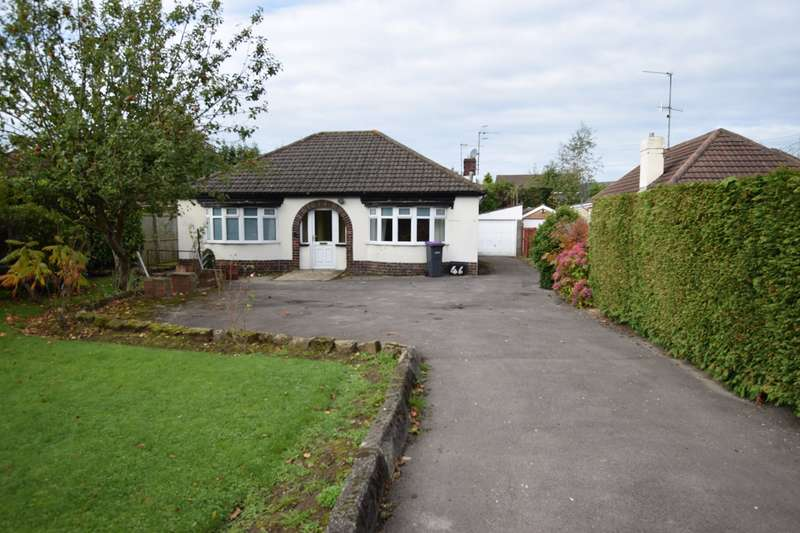 3 Bedrooms Detached Bungalow for sale in The Highway, Croesyceiliog, CWMBRAN, NP44