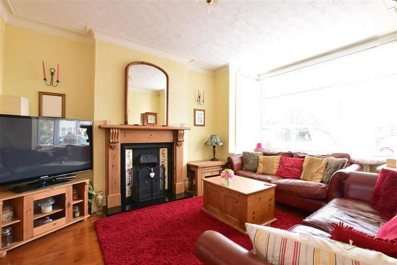 4 Bedrooms Semi Detached House for sale in Highfield Road, Worthing, West Sussex