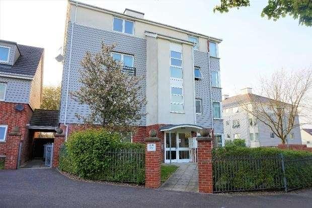 2 Bedrooms Flat for sale in Marlowe Close, Basingstoke, RG24