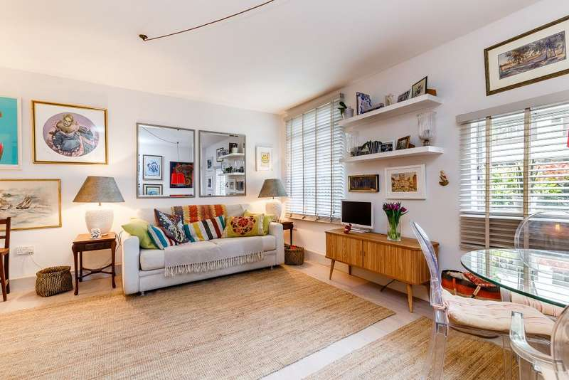 Ground Flat for sale in Pickering House, London, W2 6HF