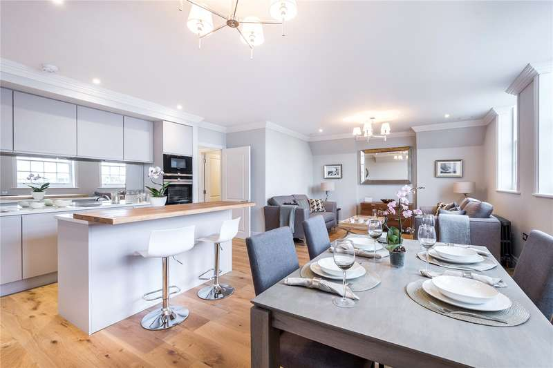 2 Bedrooms Flat for sale in Thornhill Road, London, N1