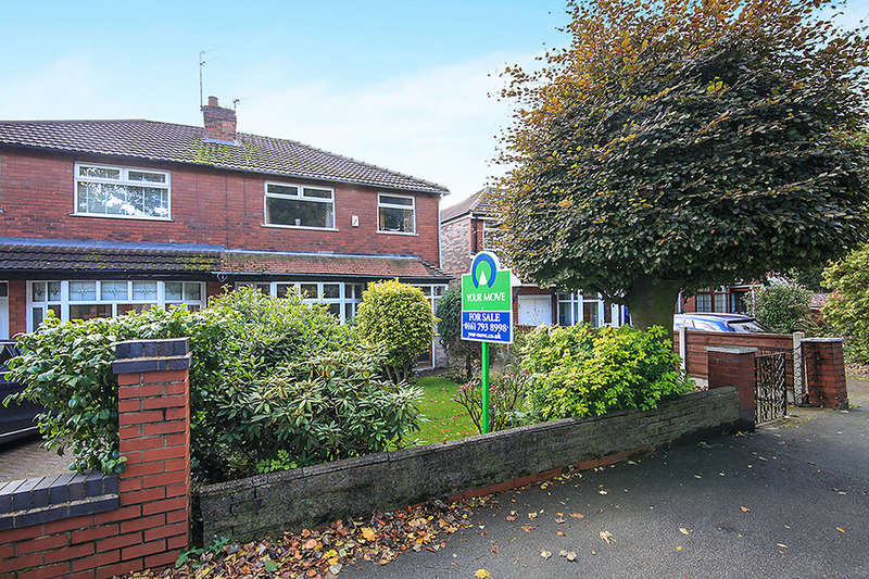 3 Bedrooms Semi Detached House for sale in Worsley Road, Swinton, Manchester, M27