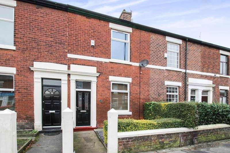 3 Bedrooms Terraced House for sale in Station Road, Bamber Bridge, Preston, PR5