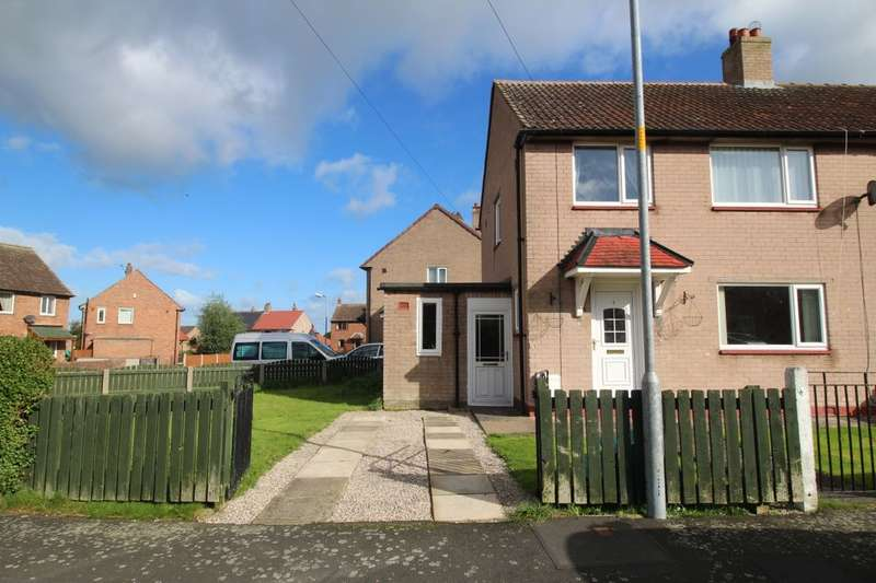 3 Bedrooms Semi Detached House for sale in Dale End Road, CARLISLE, CA1
