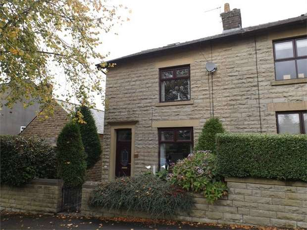 2 Bedrooms Semi Detached House for sale in Booth Road, Waterfoot, Rossendale, Lancashire