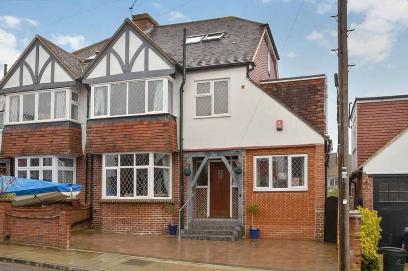 4 Bedrooms Semi Detached House for sale in East Cosham, Hampshire