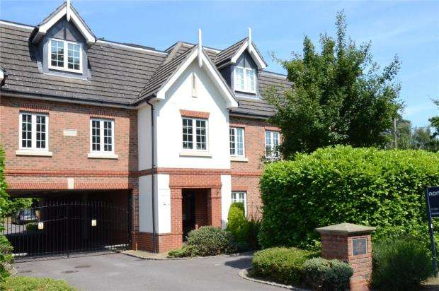 2 Bedrooms Apartment Flat for sale in Eastcote Place, Fernbank Road, Ascot
