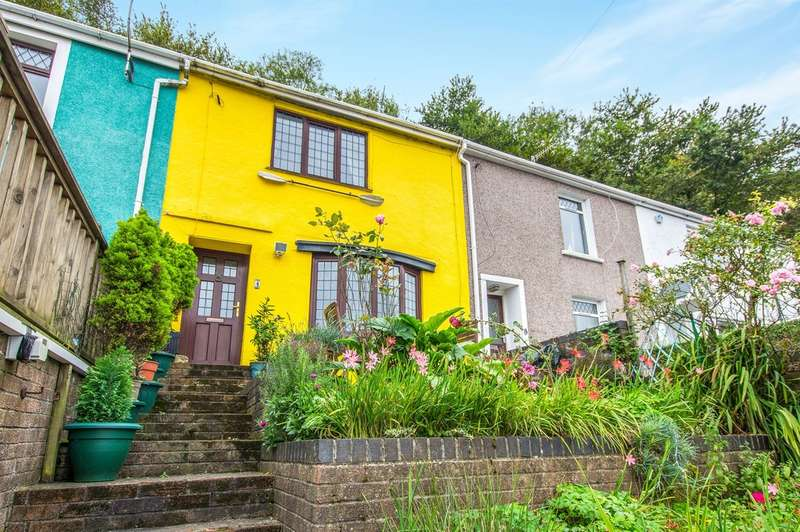 2 Bedrooms Unique Property for sale in Clifton Terrace, Mumbles, Swansea