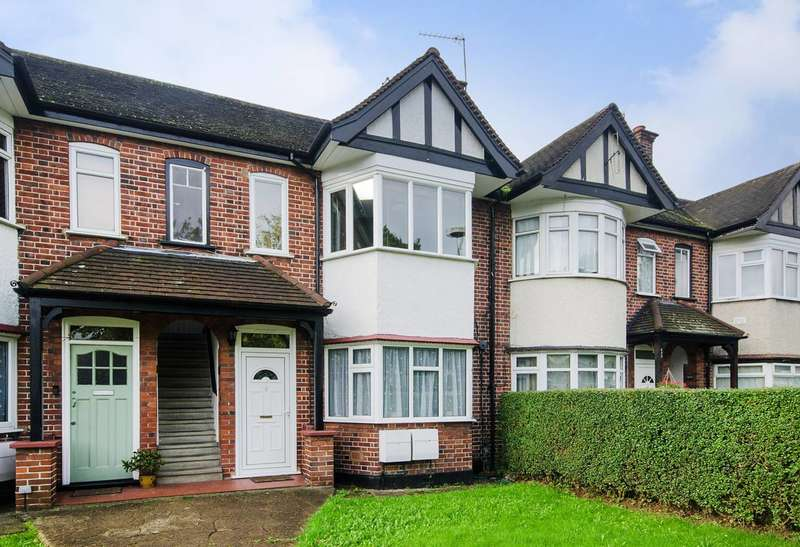 2 Bedrooms Flat for sale in Christchurch Avenue, Wealdstone, HA3