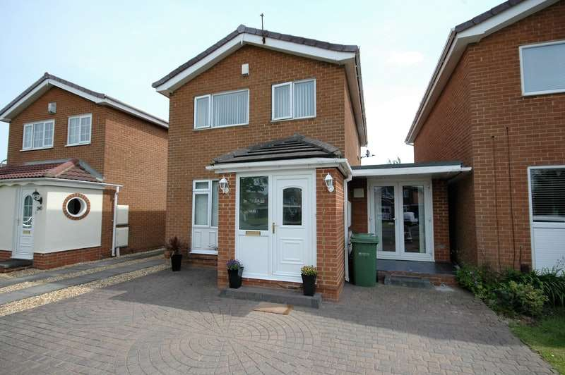 4 Bedrooms Detached House for sale in Surbiton Road, Stockton-on-Tees, County Durham, TS19