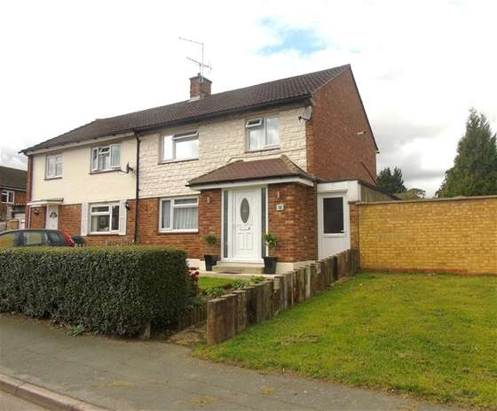 3 Bedrooms Semi Detached House for sale in The Phillipers, Watford