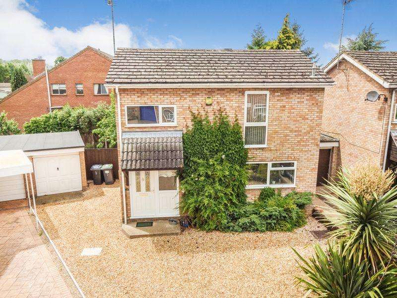 3 Bedrooms Detached House for sale in Hall End Close, Maulden