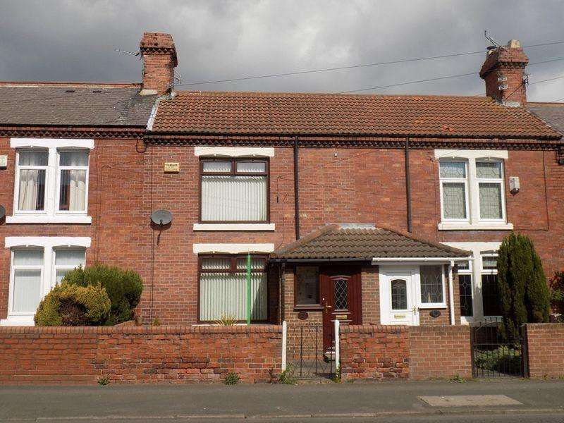 2 Bedrooms Terraced House for sale in Rothesay Terrace, Bedlington