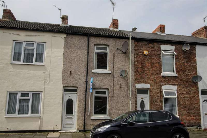 2 Bedrooms Terraced House for sale in Dickinson Street, Darlington