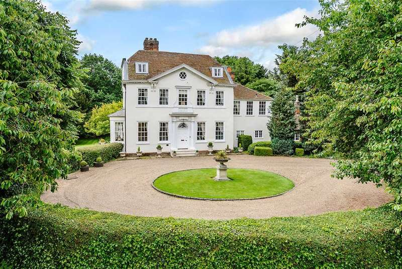 8 Bedrooms Detached House for sale in The Old Rectory, Rectory Chase, Sandon