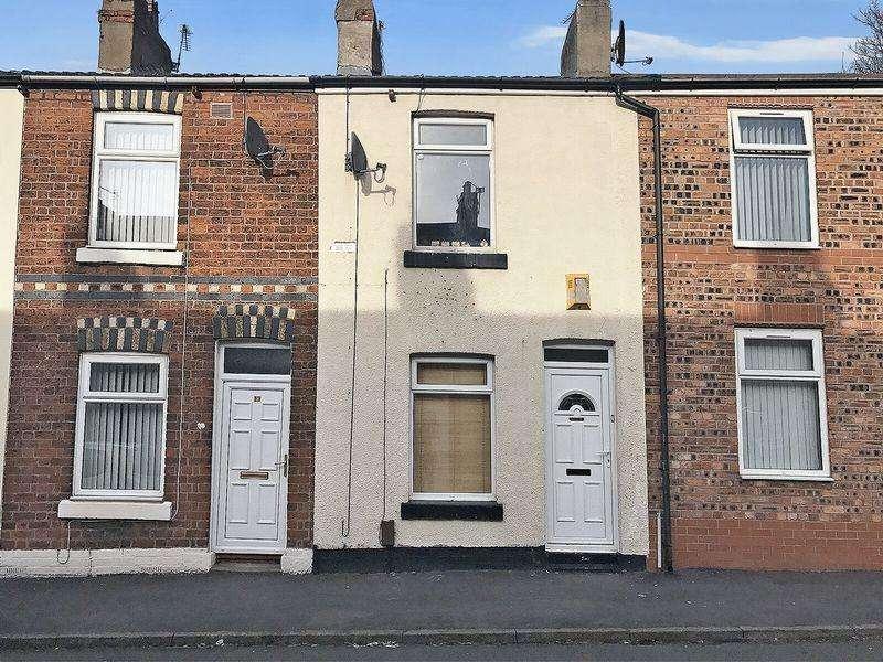 2 Bedrooms Terraced House for sale in Arthur Street, Runcorn