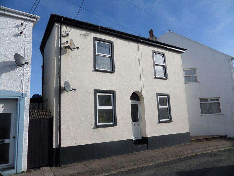 2 Bedrooms Terraced House for sale in Milton Place, Bideford