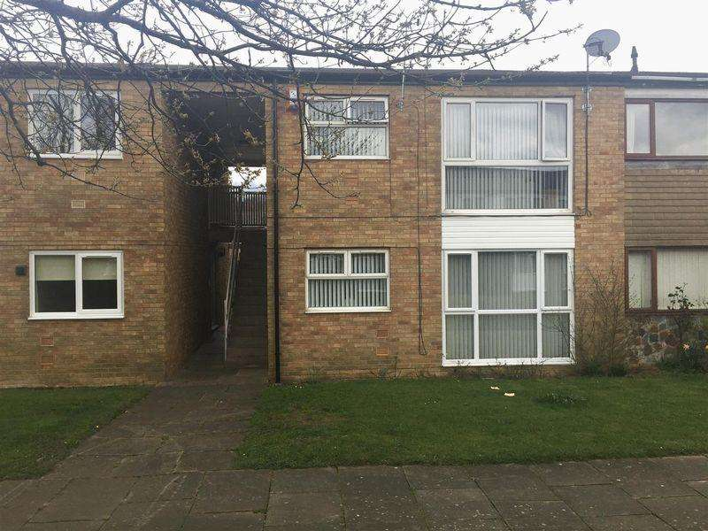 1 Bedroom Flat for sale in Longridge Way, Cramlington