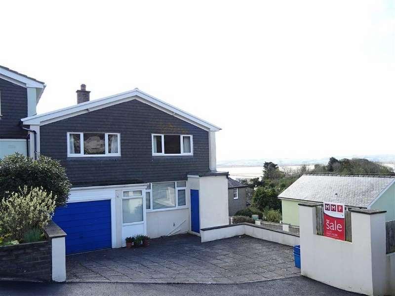 3 Bedrooms Semi Detached House for sale in 11, Treflan, Aberdyfi, Gwynedd, LL35