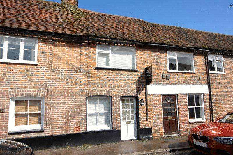 2 Bedrooms Terraced House for sale in High Street, Markyate **** Character Cottage ****