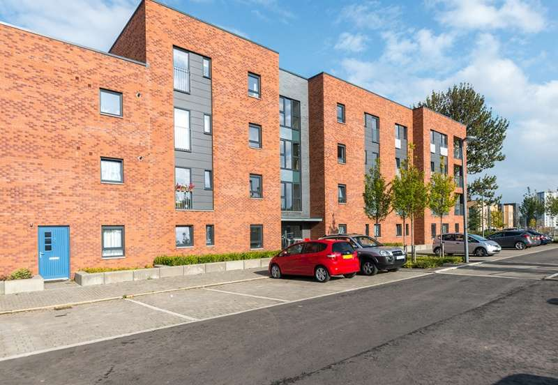 2 Bedrooms Flat for sale in Dingwall Place, Craigmillar, Edinburgh, EH16 4FP