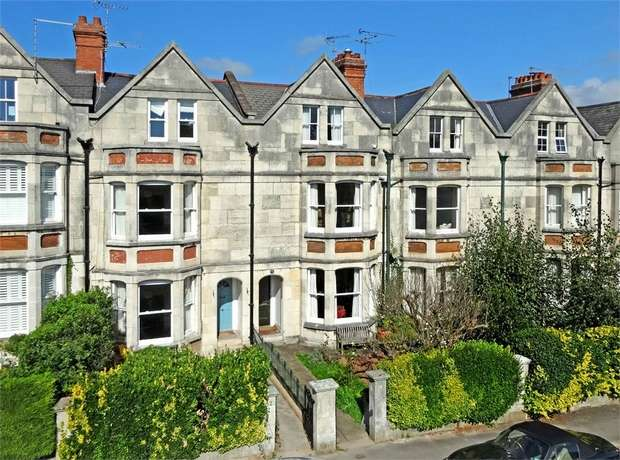 5 Bedrooms Terraced House for sale in Barnfield Road, EXETER, Devon