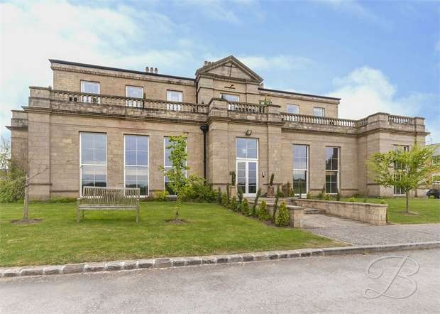 2 Bedrooms Flat for sale in Berry Hill Lane, Mansfield, Nottinghamshire
