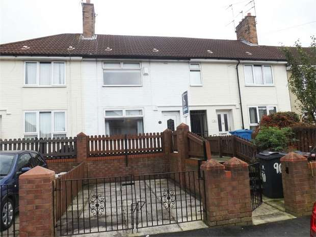 2 Bedrooms Terraced House for sale in Parbrook Road, Liverpool, Merseyside