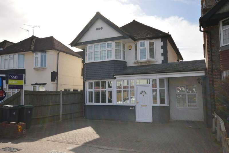 4 Bedrooms Detached House for rent in Gainsborough Road, New Malden, KT3