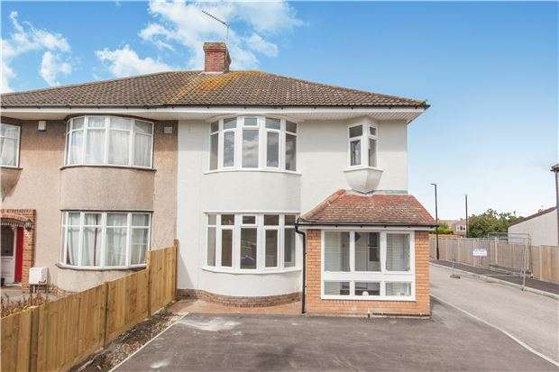 3 Bedrooms Semi Detached House for sale in Charlton Road, Bristol, BS10 6JS