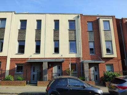 4 Bedrooms Terraced House for sale in Devonport, Plymouth, Devon