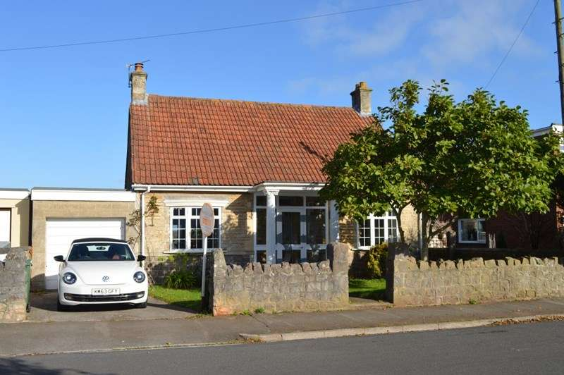 3 Bedrooms Detached House for sale in Worlebury Hill Road, Worlebury, Weston-super-Mare