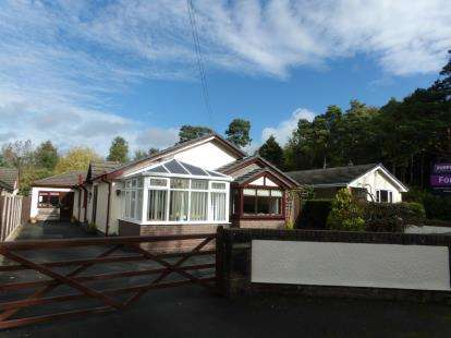4 Bedrooms Bungalow for sale in Ffordd Y Graig, Lixwm, Holywell, Flintshire, CH8