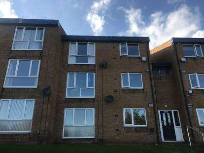 2 Bedrooms Flat for sale in Princess Close, Gedling, Nottingham