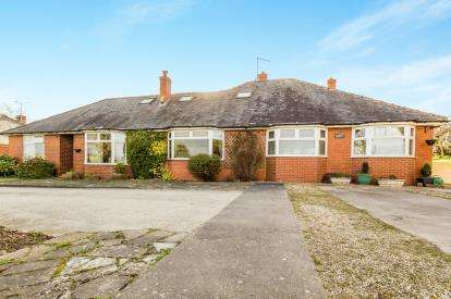 5 Bedrooms Bungalow for sale in Stony Houghton, Mansfield, Derbyshire